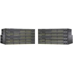 Cisco Catalyst 2960X-48LPS-L 48 Ports Manageable Ethernet Switch - Refurbished