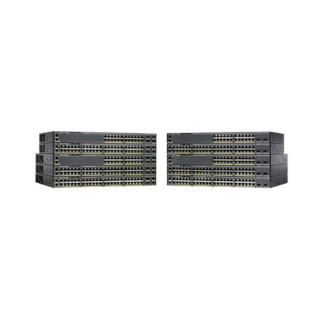 Cisco Catalyst 2960XR-24TS-I 24 Ports Manageable Ethernet Switch
