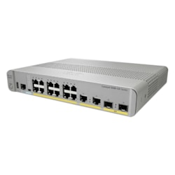 Cisco Catalyst 3560CX-12PD-S 12 Ports Manageable Layer 3 Switch