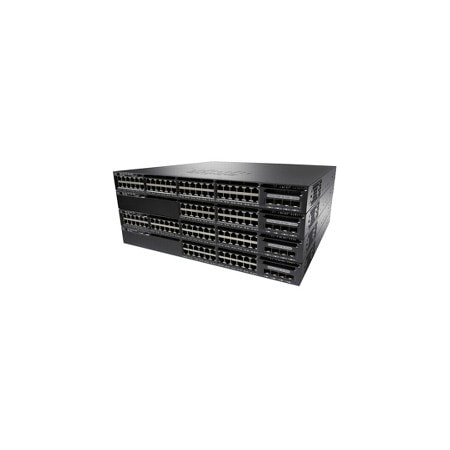 Cisco Catalyst 3650-48F 48 Ports Manageable Ethernet Switch