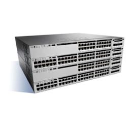 Cisco Catalyst WS-C3850-48P-S 48 Ports Manageable Layer 3 Switch