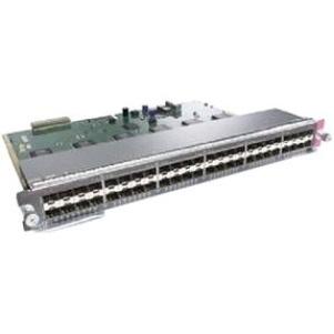 Cisco WS-X4248-FE-SFP= Switching Module - 48 LC 100Base-X