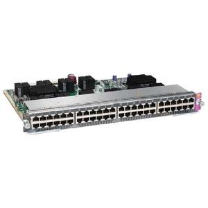 Cisco WS-X4748-UPOE+E Service Module