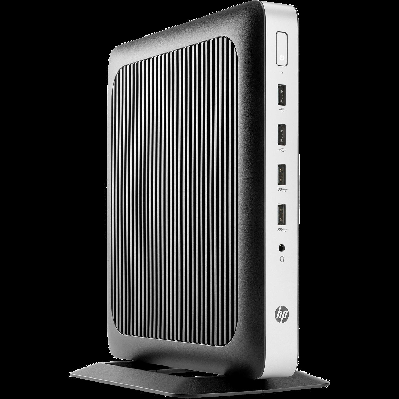 HP t630 Thin Client - AMD G-Series Quad-core (4 Core) 2 GHz