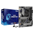 ASRock X570 Creator Desktop Motherboard - AMD Chipset - Socket AM4