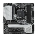 ASRock X570M Pro4 Desktop Motherboard - AMD Chipset - Socket AM4