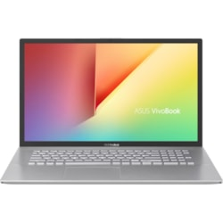 "Asus VivoBook 17 X712 X712FA-AU606R 43.9 cm (17.3"") Notebook - 1920 x 1080 - Intel Core i5 (10th Gen) i5-10210U Quad-core (4 Core) 1.60 GHz - 8 GB RAM - 512 GB SSD - Transparent Silver"