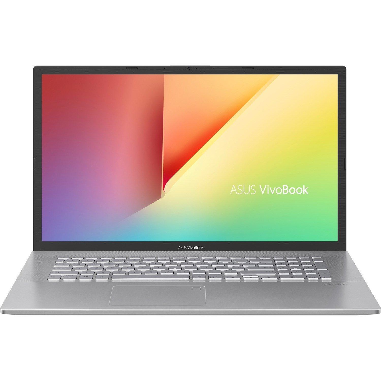 "Asus VivoBook 17 X712FA-AU642T 43.9 cm (17.3"") Notebook - 1920 x 1080 - Core i5 i5-10210U - 8 GB RAM - 1 TB HDD - 512 GB SSD"