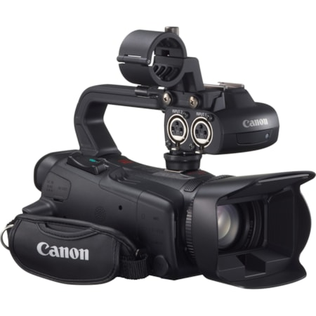 "Canon XA25 Digital Camcorder - 8.9 cm (3.5"") - Touchscreen OLED - CMOS - Full HD"