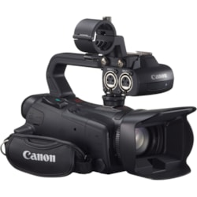 "Canon XA25 Digital Camcorder - 8.9 cm (3.5"") - Touchscreen OLED - CMOS - Full HD"