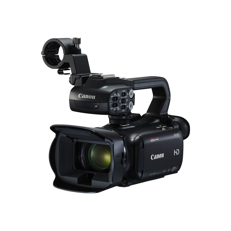 "Canon XA30 Digital Camcorder - 8.9 cm (3.5"") - Touchscreen OLED - HD CMOS Pro - Full HD"