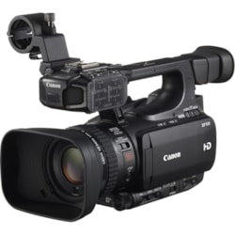"Canon XF105 Digital Camcorder - 8.9 cm (3.5"") LCD - CMOS - Full HD"