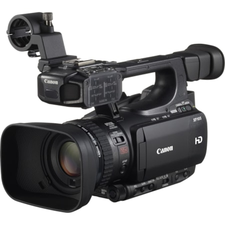 "Canon XF105 Digital Camcorder - 8.9 cm (3.5"") LCD - CMOS - Full HD"
