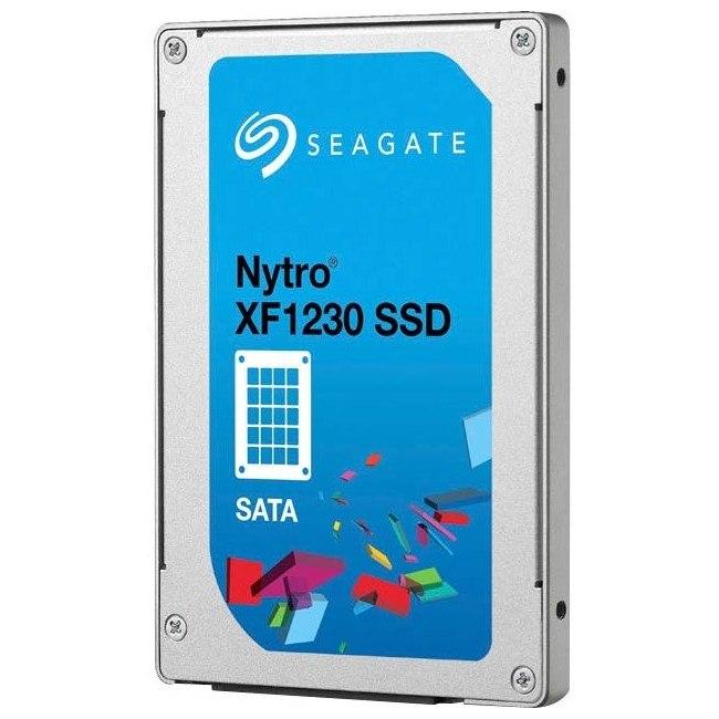 "Seagate Nytro XF1230-1A0240 240 GB Solid State Drive - SATA (SATA/600) - 2.5"" Drive - Internal"