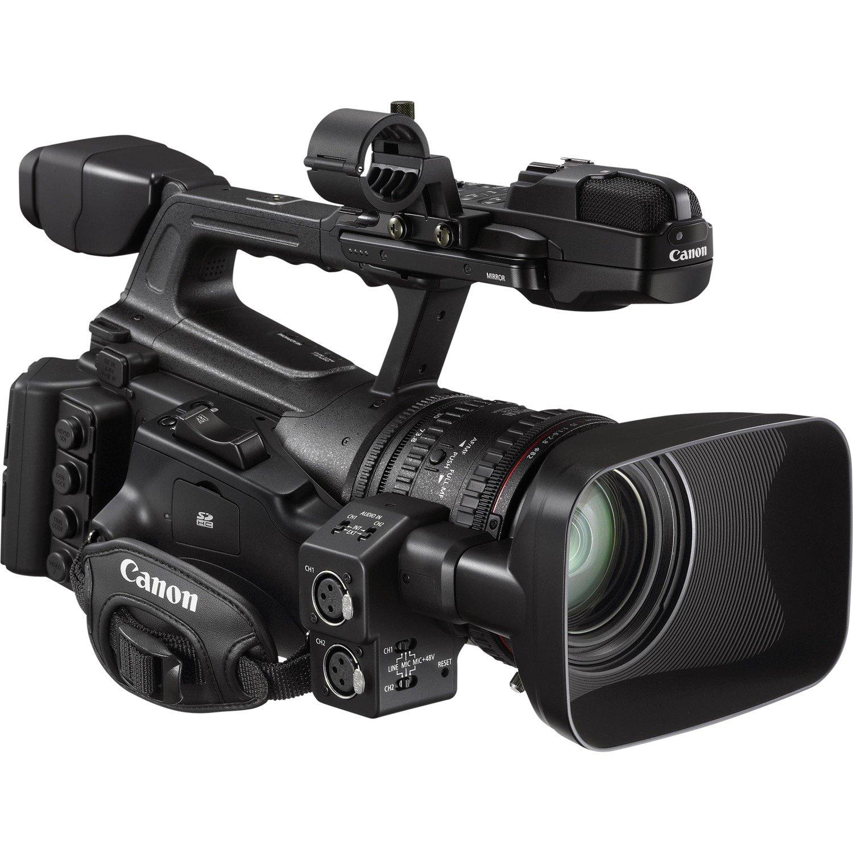 "Canon XF305 Digital Camcorder - 10.2 cm (4"") LCD - CMOS - Full HD"