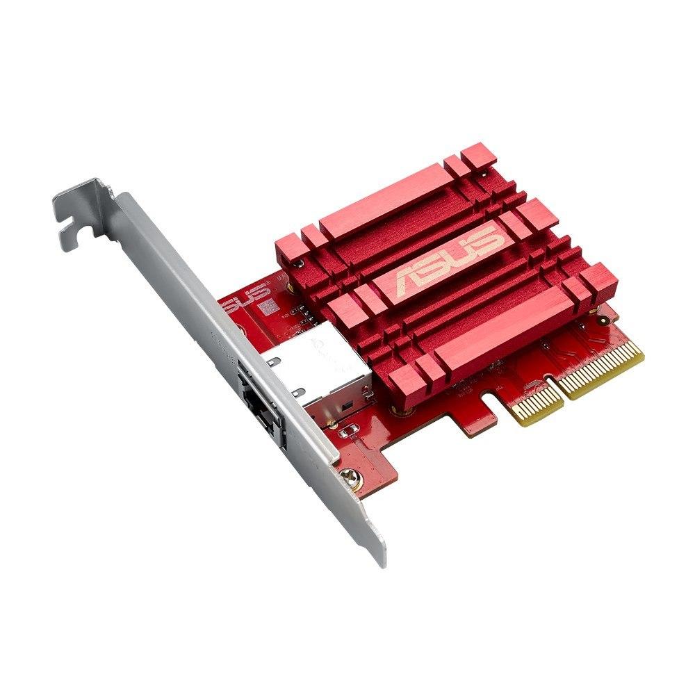 Asus XG-C100C 10Gigabit Ethernet Card for Server
