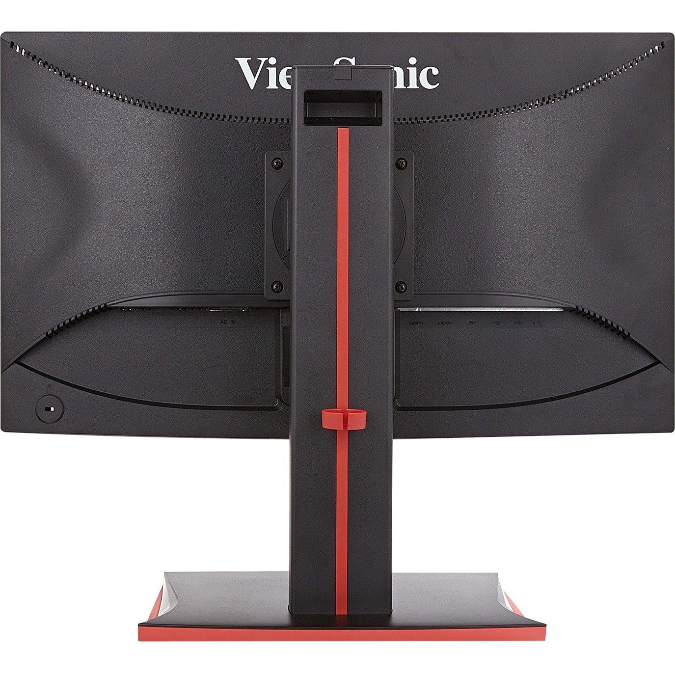 "Viewsonic XG2401 61 cm (24"") Full HD LED LCD Monitor - 16:9 - Black"