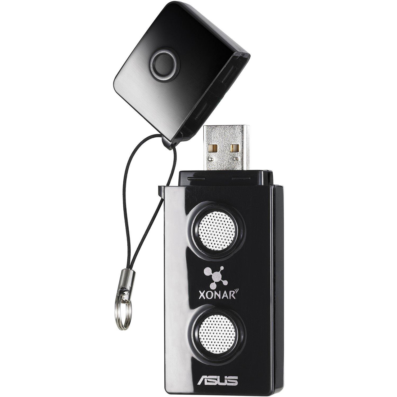 Asus Xonar U3 External Sound Box - External
