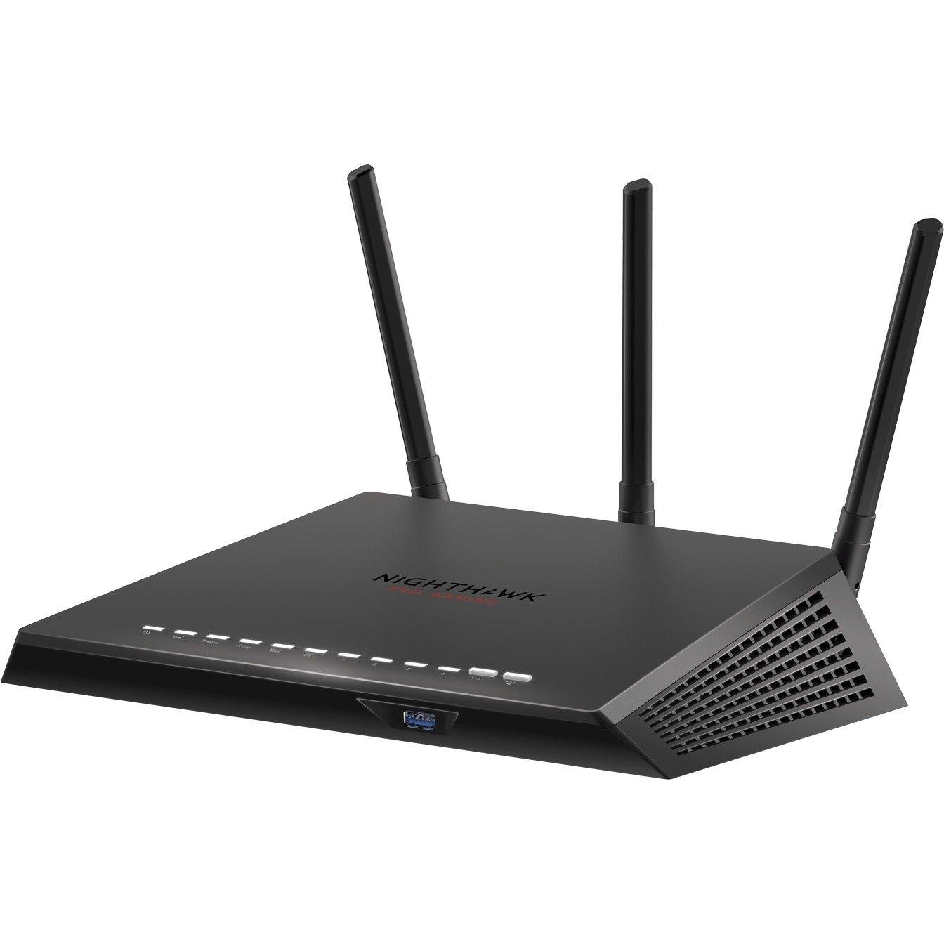 Netgear Nighthawk Pro Gaming XR300 IEEE 802.11ac Ethernet Wireless Router