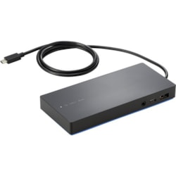 HP USB Type C Docking Station for Notebook/Tablet PC/Desktop PC