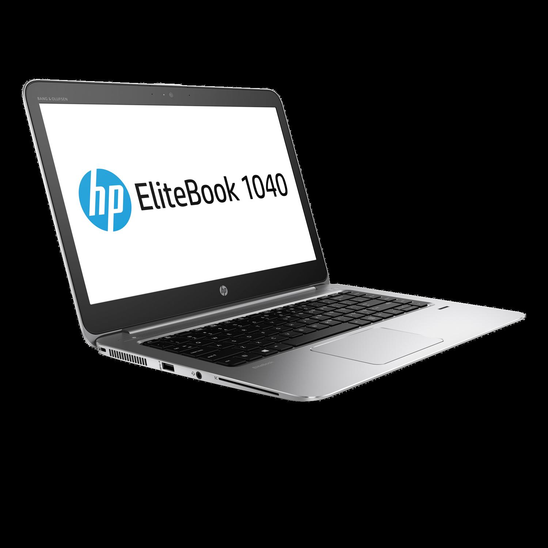"HP EliteBook 1040 G3 35.6 cm (14"") LCD Ultrabook - Intel Core i5 (6th Gen) i5-6300U Dual-core (2 Core) 2.40 GHz - 8 GB DDR4 SDRAM - 256 GB SSD"