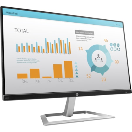 """HP Business N240 60.5 cm (23.8"""") WLED LCD Monitor - 16:9 - 5 ms"""