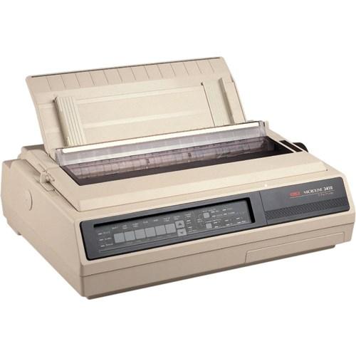 Oki MICROLINE ML3410 Dot Matrix Printer - Monochrome