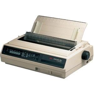 Oki MICROLINE ML395B 24-pin Dot Matrix Printer - Monochrome