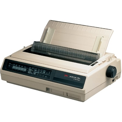 Oki MICROLINE ML395B Dot Matrix Printer - Monochrome