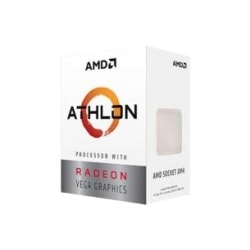 AMD Athlon 200GE Dual-core (2 Core) 3.20 GHz Processor - Socket AM4 - Retail Pack