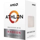 AMD Athlon 200GE Dual-core (2 Core) 3.20 GHz Processor - Retail Pack