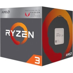 AMD Ryzen 3 2200G Quad-core (4 Core) 3.50 GHz Processor - Socket AM4 - Retail Pack
