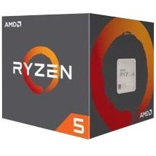 AMD Ryzen 5 2600X Hexa-core (6 Core) 3.60 GHz Processor - Socket AM4 - Retail Pack