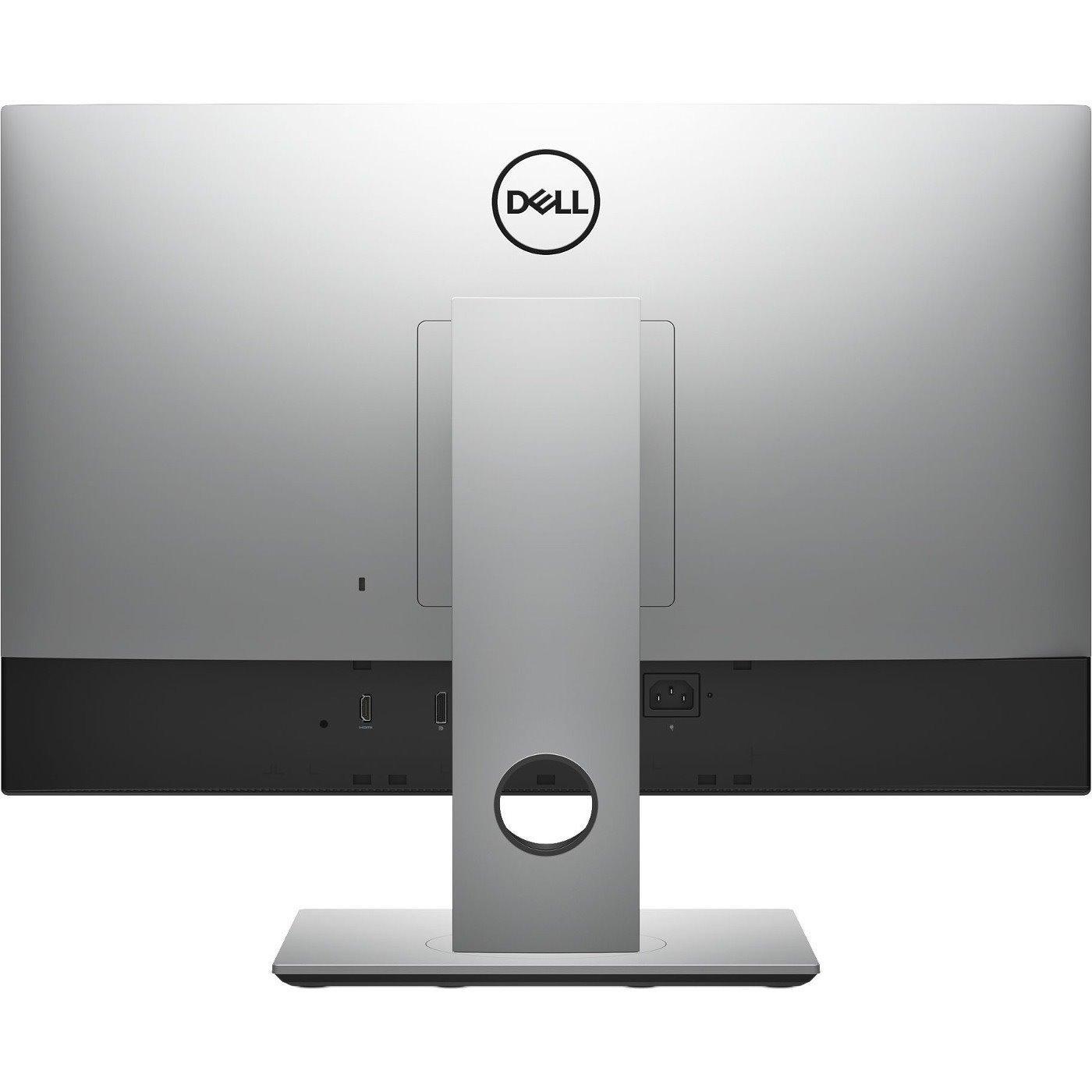 """Dell OptiPlex 7000 7760 All-in-One Computer - Intel Core i5 (8th Gen) i5-8500 - 8 GB DDR4 SDRAM - 256 GB SSD - 68.6 cm (27"""") 1920 x 1080 - Windows 10 Pro 64-bit (English) - Desktop"""