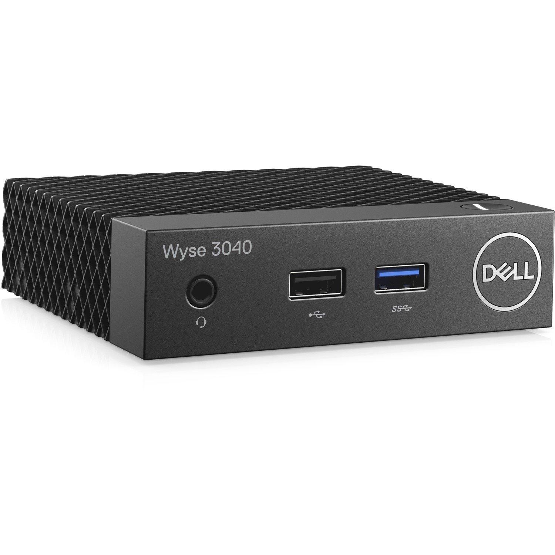 Wyse 3000 3040 Thin Client - Intel Atom x5-Z8350 Quad-core (4 Core) 1.44 GHz