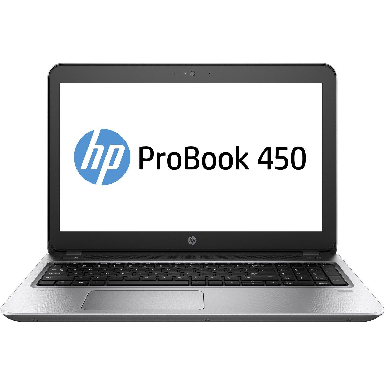 "HP ProBook 450 G4 39.6 cm (15.6"") Notebook - Intel Core i5 (7th Gen) i5-7200U Dual-core (2 Core) 2.50 GHz - 8 GB DDR4 SDRAM - 256 GB SSD - Windows 10 Pro 64-bit - 1920 x 1080"