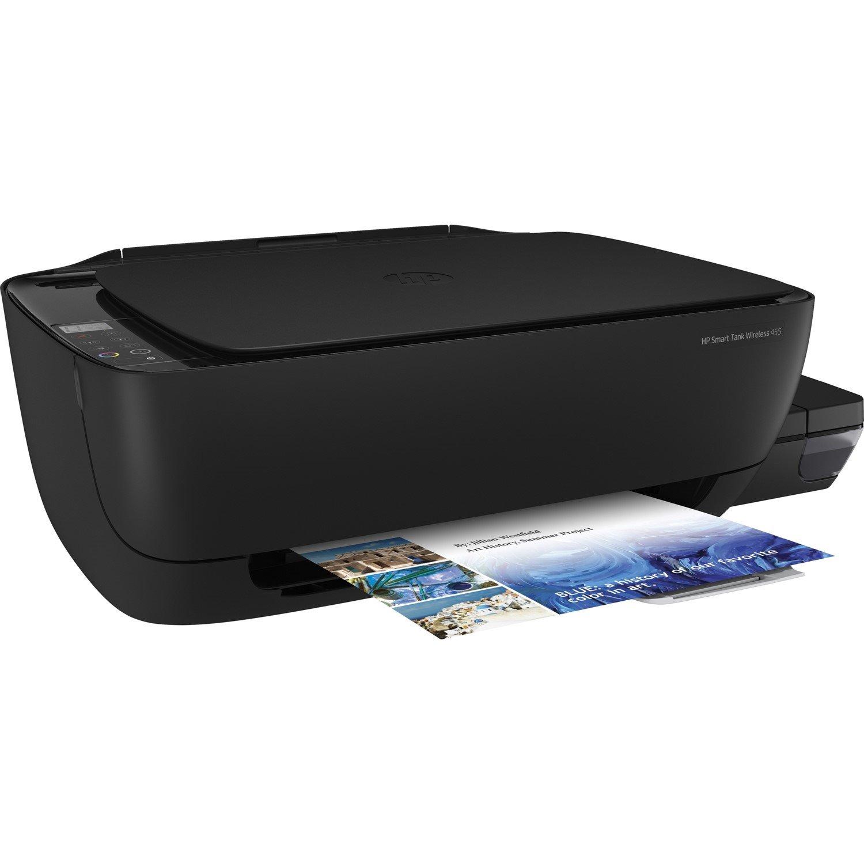 HP 455 Inkjet Multifunction Printer - Colour
