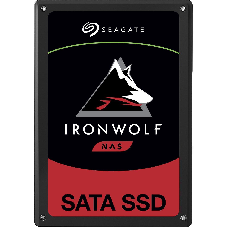 "Seagate IronWolf 110 ZA480NM10011 480 GB Solid State Drive - 2.5"" Internal - SATA (SATA/600)"
