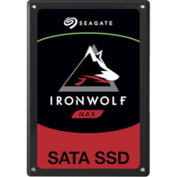 "Seagate IronWolf 110 ZA960NM10011 960 GB Solid State Drive - SATA (SATA/600) - 2.5"" Drive - Internal"