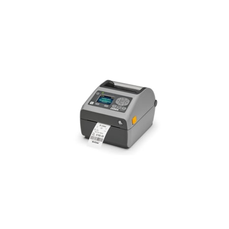 Zebra ZD420d Direct Thermal Printer - Monochrome - Portable - Label/Receipt Print