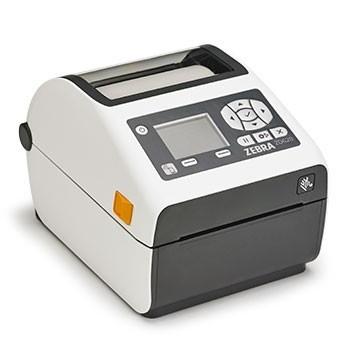 Zebra ZD620d-HC Direct Thermal Printer - Monochrome - Desktop -  Label/Receipt Print