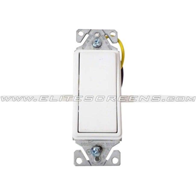 Elite Screens ZIW-W Hard Wire Switch