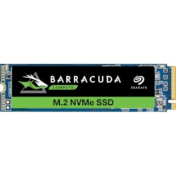 Seagate Barracuda 510 ZP256CM30041 256 GB Solid State Drive - PCI Express (PCI Express 3.0 x4) - Internal - M.2 2280