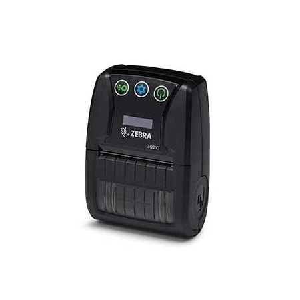 Zebra ZQ210 Direct Thermal Printer - Monochrome - Portable - Label/Receipt Print