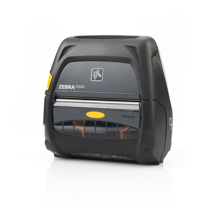 Zebra ZQ520 Direct Thermal Printer - Monochrome - Portable - Receipt Print - USB