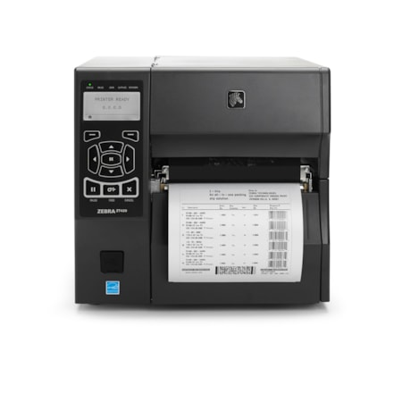 Zebra ZT420 Direct Thermal/Thermal Transfer Printer - Monochrome - Desktop - Label Print