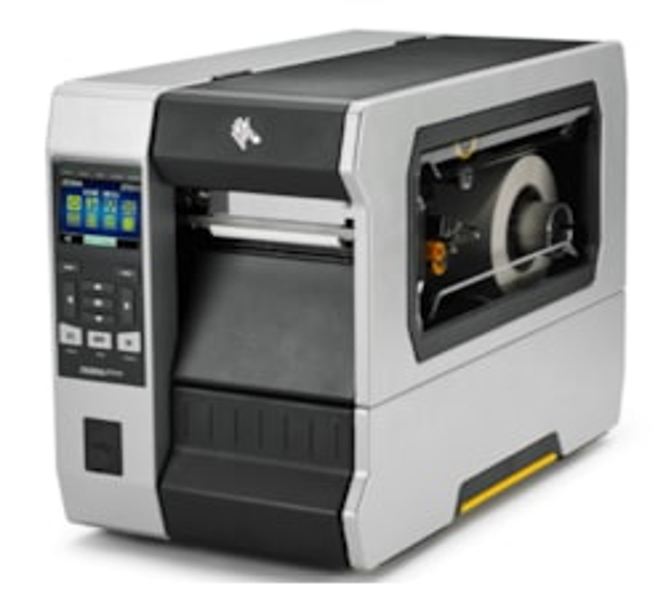 Zebra ZT610 Thermal Transfer Printer - Monochrome - Desktop - Label Print