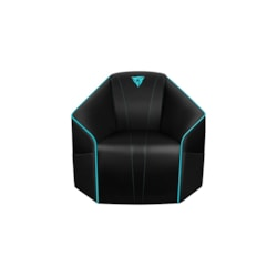 ThunderX3 Us5 Consoles Couch - Black/Cyan
