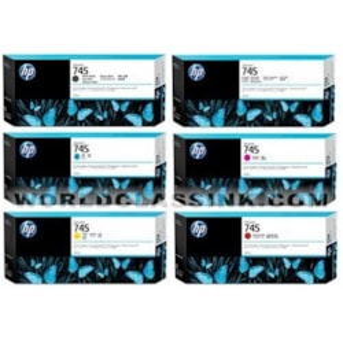 HP 905XL Ink Cartridge - Black, Cyan, Magenta, Yellow