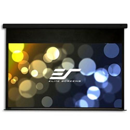 Elite Screens 91 Motorised 169 Projector Screen Floating Wall Mount Ir RF & 12V Powermax Pro